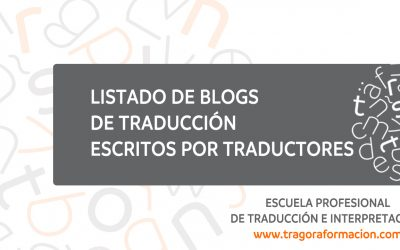 Más de 100 blogs de traducción escritos por traductores