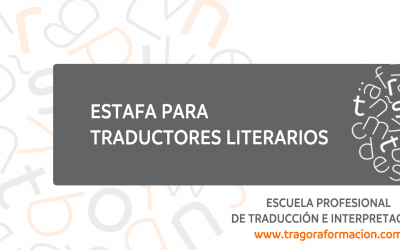Estafa para traductores literarios