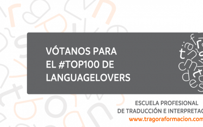 ¡Vota el canal de YouTube #HangoutsTrágora! – Top 100 Language Lovers 2016