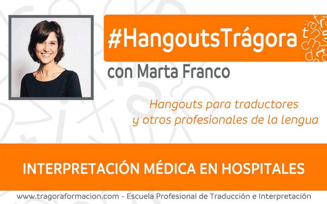 El trabajo de un intérprete médico en hospitales