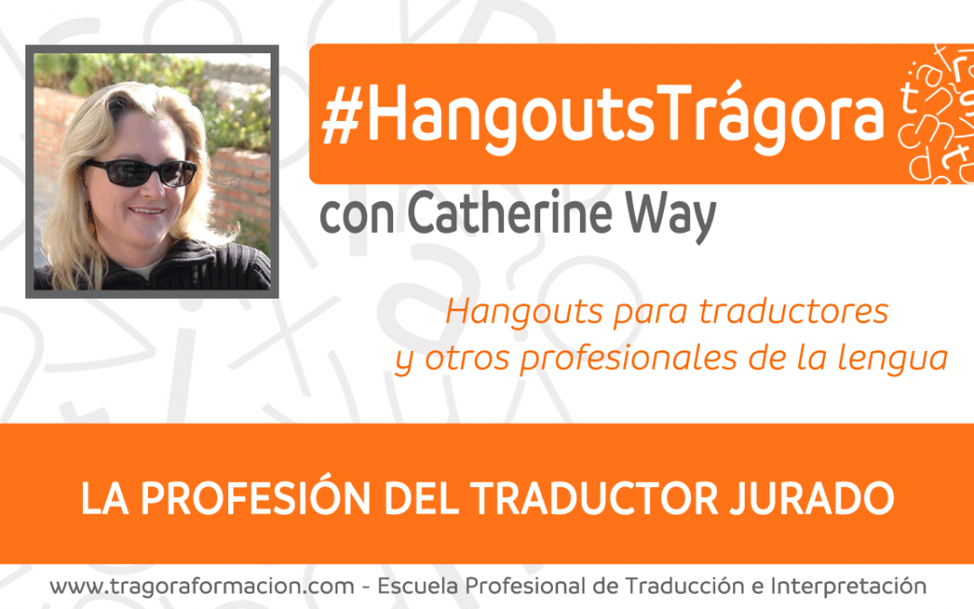 La profesión del traductor jurado