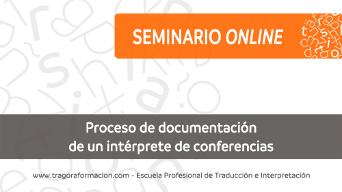 curso de interpretacion de conferencias