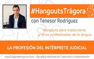 La profesión del intérprete judicial