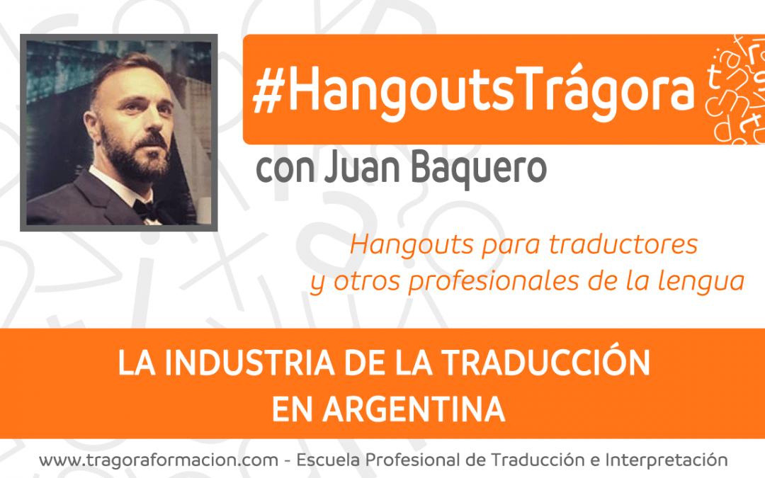 La industria de la traducción en Argentina