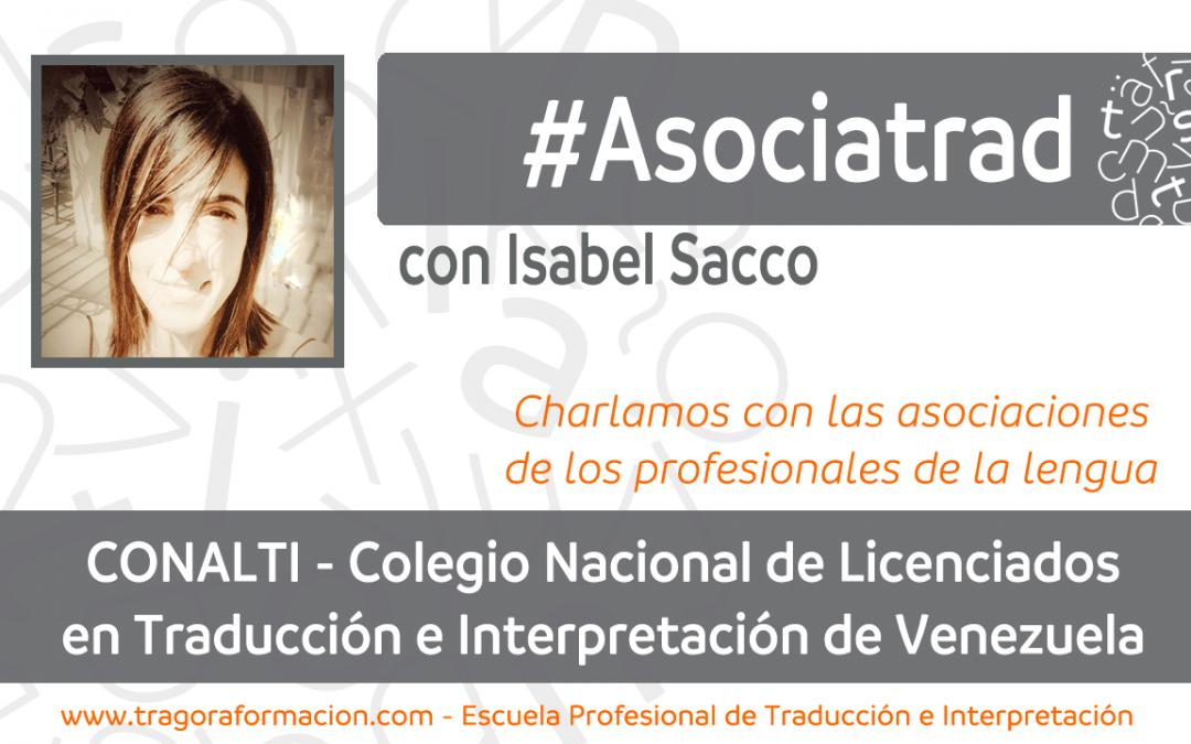 CONALTI – Colegio Nacional de Licenciados en Traducción e Interpretación de Venezuela