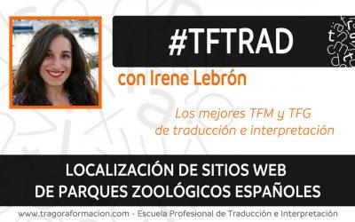 Localización de sitios web de parques zoológicos españoles